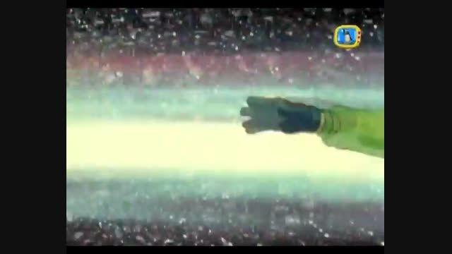 کارتون فوتبالیست ها 3 قسمت 42 دوبله فارسی