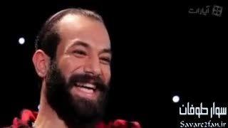 مصاحبه رضا رشیدپور با امیر تتلو (قسمت پنجم)