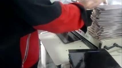 دستگاه فنر انداز renz اتوماتیک