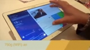 Samsung Galaxy Note Pro hands-on