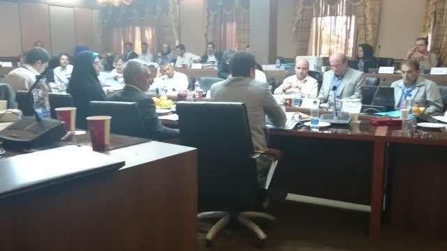 جلسه داوری یازدهمین جشنواره فن آفرینی شیخ بهایی - 1