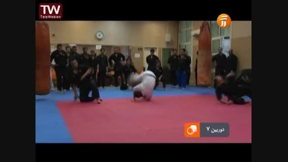 آموزش بادیگاردی و دفاع شخصی Persain Bodyguard Academy