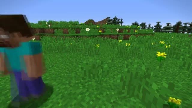 هیروبراین VS. هیروبراین (قسمت 1)   Minecraft