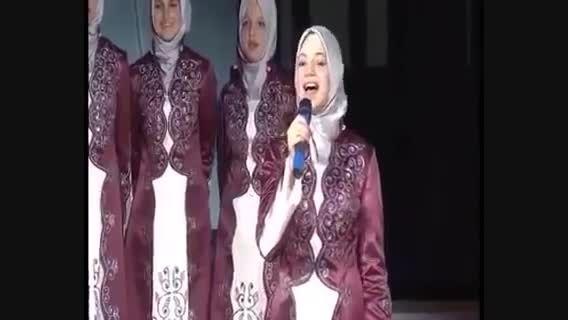 اجرای آهنگ زیبا و آرامش بخش