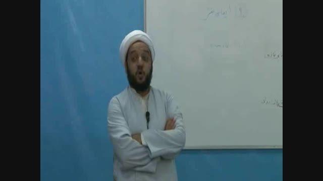 حجةالاسلام هادی؛ ترویج نماز با ایفای نقش به طرف مقابل