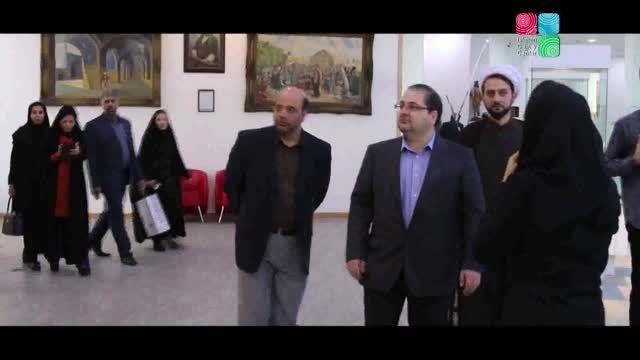 بازدید معاون محترم وزیر صنعت از مجموعه اصفهان سیتی سنتر