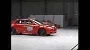 تصادف یاریس XP90 و کمری XV40 سدر سرعت 40 مایل