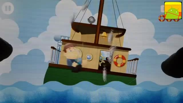 گیم پلی بازی اندرویدی Jump The Shark! 2