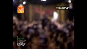 حاج محمود کریمی -شب 2 فاطمیه 92 - -زمینه بسیار زیبا