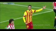 اتلتیکو بیلبائو 1-0 بارسلونا/ هفته پانزدهم