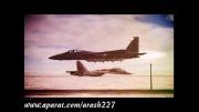 Dogfight Su-27 vs F-15 داگ فایت