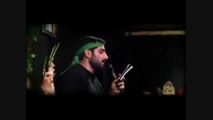 کلیپ شب ششم محرم با نوای سید مجید بنی فاطمه