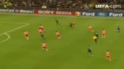 اینتر 3 - بارسلونا 1