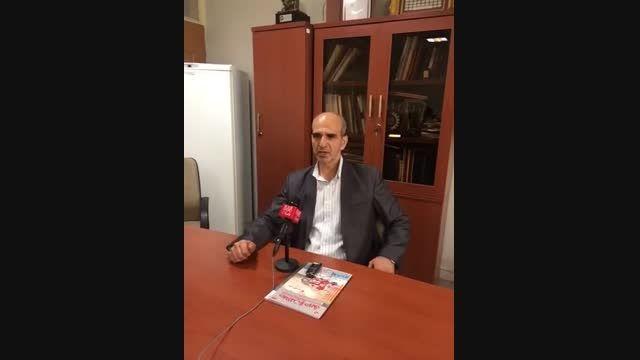 ویدئو سخنان آقای مختار نژاد در نشست خبری آتشنشانی تهران