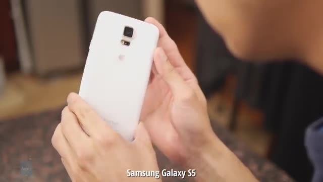 مقایسه Galaxy S6 و Galaxy S5؛ تغییرات را ببینید