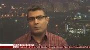 خبر زلزله دشتی از شبكه BBC