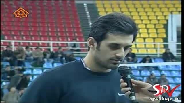 سعید معروف و ترکی حرف زدن