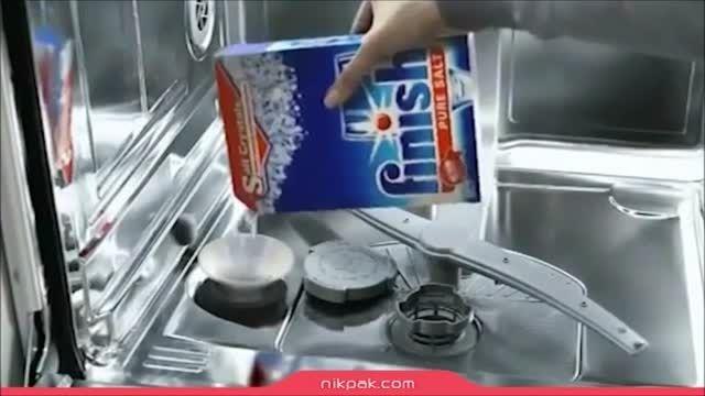 آشنایی با شوینده های ماشین ظرف شویی فینیش