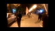 شب دوم محرم هشترود + عکس و ویدئو