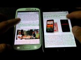 Samsung Galaxy S3 VS Galaxy Note