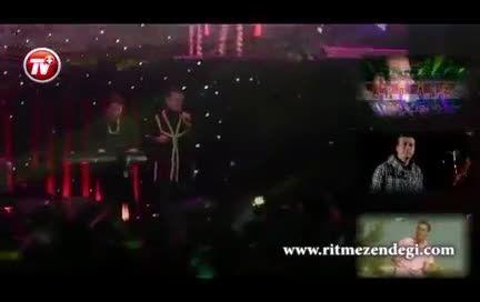 گزارش کنسرت تهران رحیم شهریاری خواننده محبوب آذربایجانی