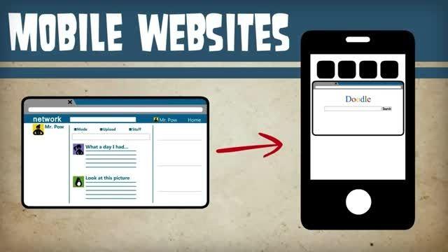 تفاوت اپلیکیشن و موبایل سایت