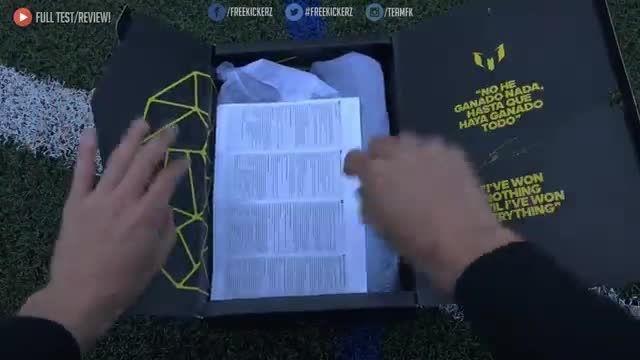 کفش های دیدنی و جدید لیونل مسی Messi 15.1