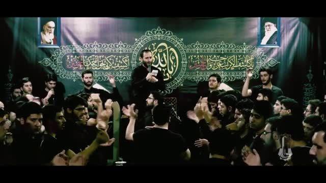 """""""ای تشنه لب ارباب...""""حاج محسن حامدی"""
