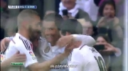 رئال مادرید 3-0 اسپانیول - گل های بازی (لالیگا اسپانیا