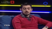 امیر مهرانی در برنامه تلویزیونی ۱/۶۱۸ شبکه چهار سیما
