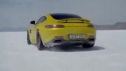 تیزر رسمی: کوپه اسپرت مرسدس AMG GT