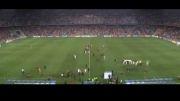شادی بازیکنان ایران بعد ار پیروزی مقابل کره جنوبی