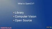 معرفی نرم افزار پردازش تصویر opencv
