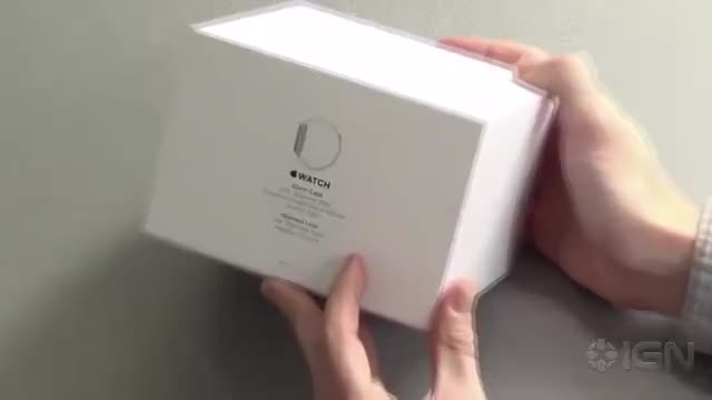 Apple Watch Unboxing -آنباکس اپل واچ