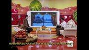 سوتی  ارش برهانی در برنامه زنده ویژه شب یلدا (برف می باره)