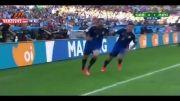 خلاصه بازی آلمان و آرژانتین