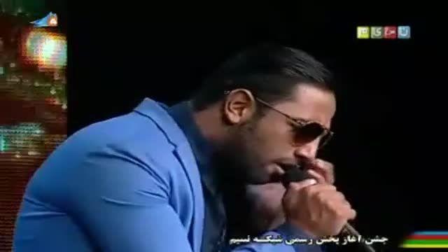 تقلید صدای مهران مدیری توسط گوران