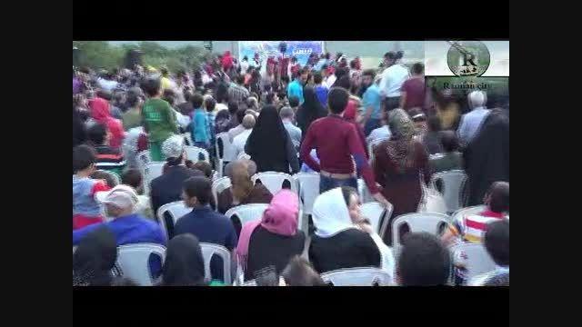 جواد خیابانی در جشن عید مبعث رامیان