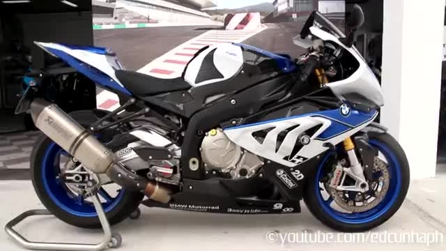 ★;BMW~s'1000~RR HP4~coMpetition~akrapovic s0und..