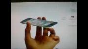 نازک ترین موبایل دنیا (apple).