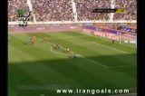 گل استقلال به پرسپولیس