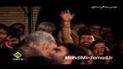 شب اول محرم 1392 هیئت رزمندگان اسلام قم سید مهدی میرداماد