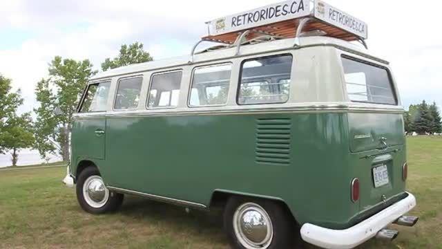 فولکس واگن کمپر VW Camper 1966
