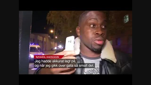 شهرسخت افزار-نجات جان مرد اهل پاریس توسط گوشی S6 Edge