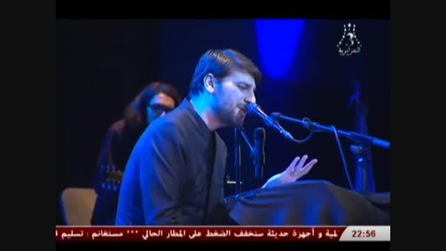کنسرت سامی یوسف در الجزایر