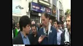 مرگ بر اسرائیل شعار همیشگی ملت ایران است/  روز قدس روز