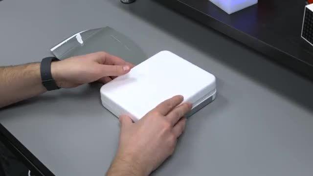 جعبه گشایی Huawei Nexus 6P از بامیرو