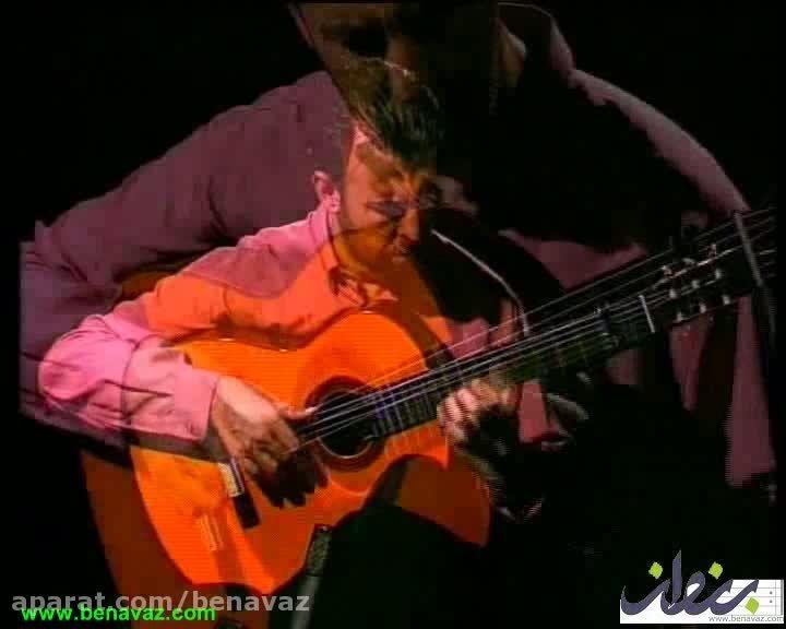 اسکار هررو/ آموزش گیتار فلامنکو جلد 2/ فروشگاه بنواز