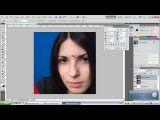 آموزش ویدئویی از بین بردن خال و جوش های صورت با فتوشاپ
