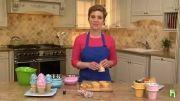 آموزش درست کردن بستنی با کیک!!!
